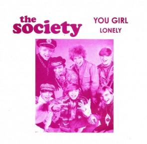"THE SOCIETY ""You Girl"" 7"""