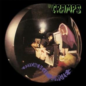"CRAMPS "" Psychedelic Jungle"" (150 Gram Black Vinyl) LP"
