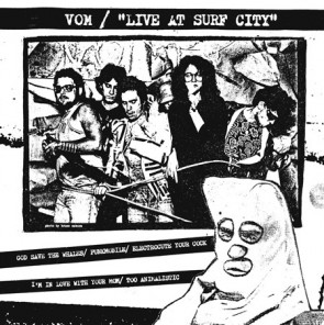 """VOM """"Live At Surf City"""" EP"""