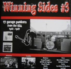 "VARIOUS ARTISTS ""Winning Sides Vol. 3"" LP"