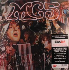 "MC5 ""Kick Out The Jams"" (Gatefold, 180 gram) LP"