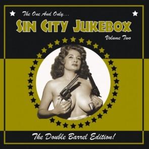 """VARIOUS ARTIST """"Sin City Jukebox Vol. 2"""" LP"""