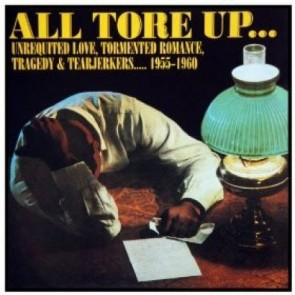 "VARIOUS ARTISTS ""All Tore Up"" CD"