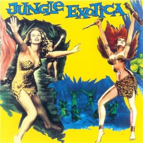 "VARIOUS ARTISTS ""Jungle Exotica #1"" CD"