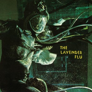 "LAVENDER FLU ""Heavy Air"" (2xLP) (Repress, CLEAR vinyl)"