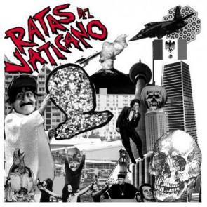 """RATAS DEL VATICANO """"Mocosos Pateticos"""" LP"""