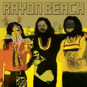 "RAYON BEACH ""Memory Teeth Ep (12"")"""