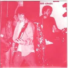 "RED CROSS ""1979-1982"" 7"" (Red Vinyl)"