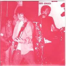 "RED CROSS ""1979-1982"" 7"" (RED Vinyl)"