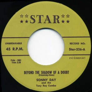"DAY, SONNY ""Beyond The Shadow Of A Doubt"" 7"""