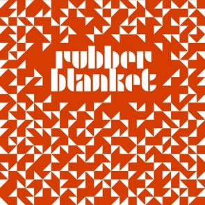 "RUBBER BLANKET ""New Garbage Truck b/w Pedestrian Walkway"" 7"""
