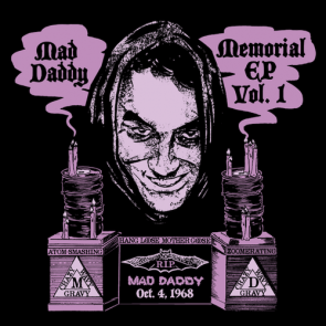 "MAD DADDY ""Mad Daddy Memorial EP Vol. 1"" (PURPLE vinyl)"