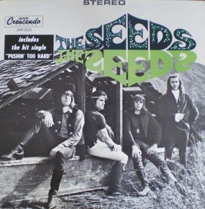 "THE SEEDS ""S/T"" LP"