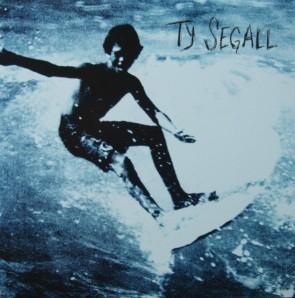 "SEGALL, TY/ BLACK TIME ""Split"" LP"