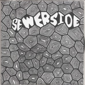 "SEWER SIDE ""Wire / Vape Escape"" 7"" (Cover 2)"