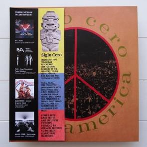 """SIGLO CERO """"Latinoamérica"""" LP (Gatefold)"""