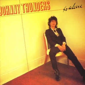 """THUNDERS, JOHNNY """"So Alone"""" LP (Colored vinyl)"""