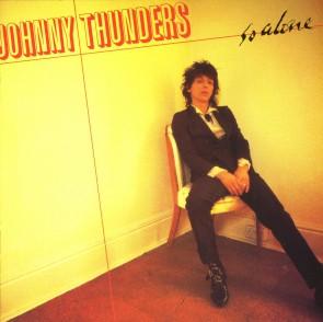 "THUNDERS, JOHNNY ""So Alone"" LP (Blue vinyl)"