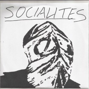 "SOCIALITES ""Self Defense"" 7"" (Cover 2)"