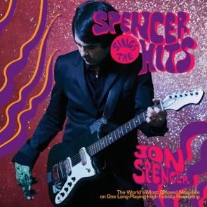 """SPENCER, JON """"Spencer Sings The Hits!"""" LP"""