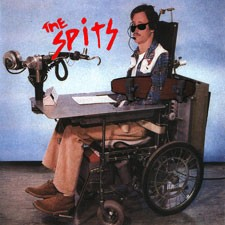 THE SPITS '#2' LP
