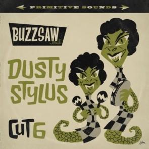 "VARIOUS ARTISTS ""BUZZSAW JOINT Cut 6: Dusty Stylus"" LP"