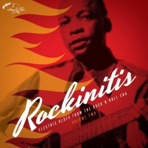 "VARIOUS ARTISTS ""ROCKINITIS Vol. 2: Electric Blues From The Rock`n ́Roll Era"" LP"