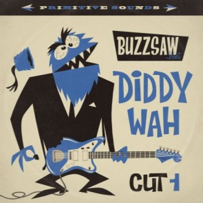 """VARIOUS ARTISTS """"Buzzsaw Joint Cut 1 - Diddy Wah"""" LP"""