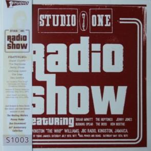 "VARIOUS ARTISTS ""Studio One Radio Show"" LP"