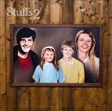 """VARIOUS ARTISTS """"Stuffs Vol. 2"""" LP"""