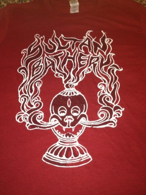 SULTAN BATHERY T-SHIRT RED (M)