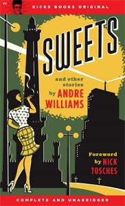 "WILLIAMS, ANDRE ""Sweets"" Book"