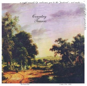 "COUNTRY TEASERS ""S/T"" 10"" (repress)"
