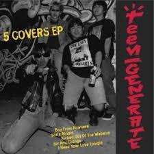 "TEENGENERATE ""Five Covers"" EP"