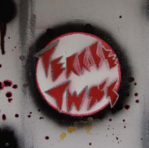 "TERRIBLE TWOS ""S/T"" LP"