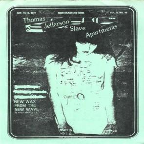 """THOMAS JEFFERSON SLAVE APARTMENTS """"Punk Rock Secret"""" 7"""""""