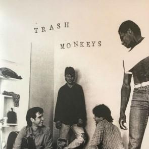 """TRASH MONKEYS """"Trash Monkey Universe"""" 7"""""""