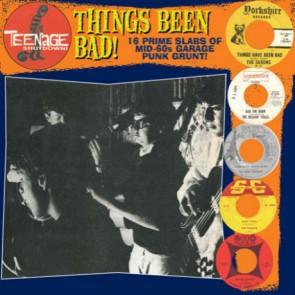 VARIOUS ARTISTS 'Teenage Shutdown - Things Been Bad' LP