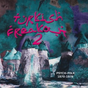 "VARIOUS ARTISTS ""Turkish Freakout Vol. 2"" (2xLP)"