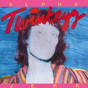 "TWINKEYZ ""Alpha Jerk"" LP"