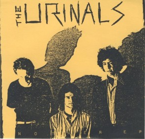 """URINALS """"Another EP"""" 7"""" (Orange sleeve)"""