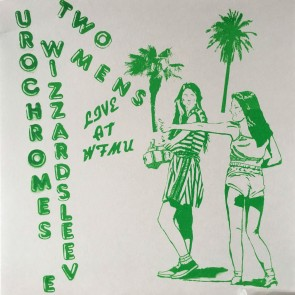 "UROCHROMES/ WIZZARD SLEEVE ""Live At WFMU"" (Split) LP"