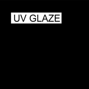"UV GLAZE ""S/T"" 7"""
