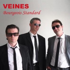 "VEINES ""Bourgeois Standard"" LP"