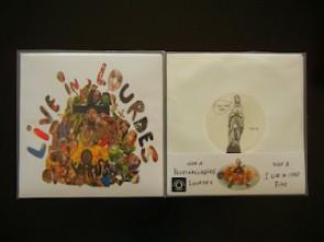 VIRUS 'Live In Lourdes' 7 inch