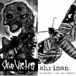 VAE VICTIS / AHRIMAN split 7-inch