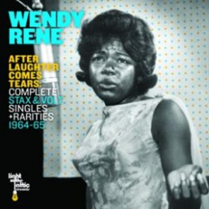 """WENDY RENE """"After Laughter Comes Tears - Complete Stax & Volt Singles + Rarities 1964-1965"""" (2xLP)"""