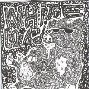 "WHITE LOAD ""Pig Eyes"" 7"" (RED vinyl)"