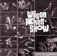 """PICKETT, WILSON """"Live In Germany 1968"""" LP"""