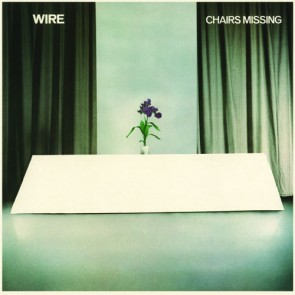 """WIRE """"Chairs Missing"""" LP"""